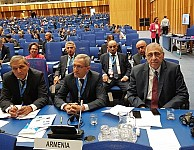 Armenia was elected member of IAEA Board of Governors
