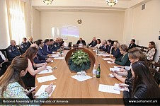 Chemicals at Nairit Plant Shall Be Eliminated, While Khosrov Forest Shall Be Ensured with Communication Means: Discussions at National Assembly