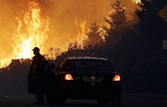 35 Death Tolls Because of Forest Fires in California