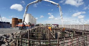 "Construction of Petroleum Processing Plant by ""ArmOil"" Company Having Not Undergone Environmental Impact Assessment Not Suspended"