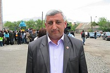 Under Initial Data, Current Community Head Won in Local Government Elections in Odzun