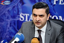 Arsen Harutyunyan; If Weather Is Not Rainy, Additional Water Outlet from Lake Sevan Will Be Inevitable