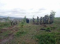 Tree Planting in Yerablur and Specially Protected Areas of Nature