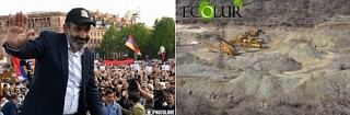 Proposals on Top Problems in Environmental Sector of Armenia Submitted to Armenian PM