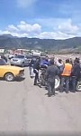 Gndevaz Residents Blocked Roads Running to Amulsar and Demanding To Stop Amulsar Project