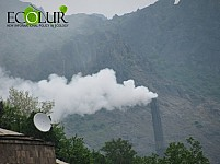Lori Region Leader in Atmospheric Emissions in Armenia