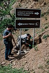 """BarevTrails"" Project Volunteers Performed Works Aimed at Tourism Development in Planned Tatev National Park (Photos)"