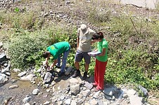 Czech Specialists Studying Mining Pollution in Alaverdi, Akhtala and Shnogh