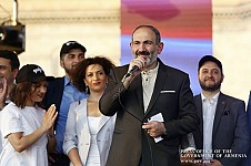 Armenian PM Nikol Pashinyan Summarized 100 Days of Holding His Office