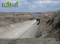 Water Intake from Lake Sevan Stopped for Several Days To Save Irrigation Water