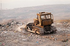 Nubarashen Landfill Smell Threatens to Health, Residents Presented the Problem to First Deputy Mayor
