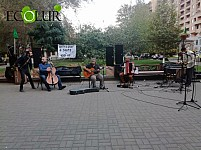 Roads Running to Amulsar Mine Blocked for Over 100 Days: Photo Exhibition and Concert in Yerevan