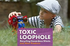 European Study Exposing Toxic E-Waste Chemicals in Children's Products Spurs Calls for Policy to End Recycling Exemptions for Hazardous Waste