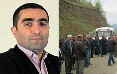 A number of Village Residents in Kotayq Region Blocked Road: Regional Head Solved Problem