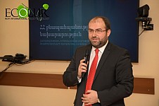 RA Acting Nature Protection Minister Erik Grigoryan on Teghout