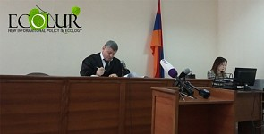 Jermuk Vs Nature Protection Minister: Court Decided To Involve Environmental Impact Expert Assessment SNCO as Third Party