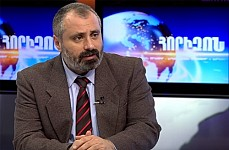 David Babayan: Water Safety Is One of Most Significant Components of Armenian Statehood
