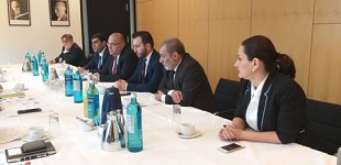 Armenia To Cooperate with Germany in Wind Power Sector