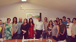 Training on Raising Role of Armenian Women in Energy Sector