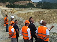 Teghout Mine Resumed Operation