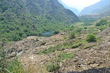 SOS Alarm: Reservoir Formed as a Result of Landslide in Halidzor Undergoes Collapse Risk