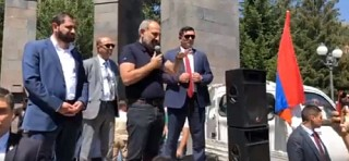 In Jermuk Nikol Pashinyan Stated He Will Get Definite Answers via Skype Conference Call with ELARD