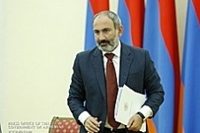 Armenian PM Nikol Pashinyan is in Jermuk