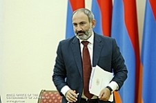 Nikol Pashinyan's Press Conference in Vanadzor