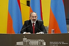 Nikol Pashinyan: On Amulsar, Teghout Mines and Office Holding of Arthur Grigoryan