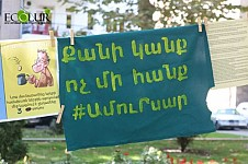 Events Devoted to Day of Environmental Mobilization Being Held in Yerevan