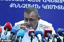 Head of Investigative Group on Amulsar Case Yura Ivanyan Has New Position