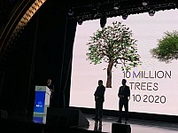 Nikol Pashinyan: 10 Million Trees To Be Planted in Armenia on 10 October 2020 To Symbolize 10 Million Armenian Integrity