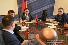 Suren Papikyan Not Pleased with Fee Collection Indicator Implemented by WUCs
