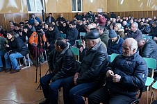 Roads to Amulsar Won't Be Cleared: Unanimous Decision Reached at Discussions in Jermuk