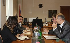 CNF To Provide Around 900,000 EURO Grant to Armenia in 2020