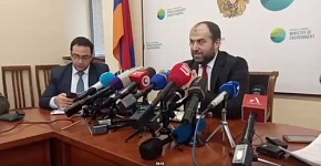 Illegal Structures on Littoral Areas of Lake Sevan To Be Dismantled: Erik Grigoryan