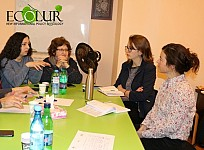 Opportunities of Establishing Armenian-French Collaboration Forum Discussed at EcoLur