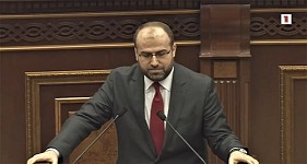 Refutation Demand from Minister Erik Grigoryan