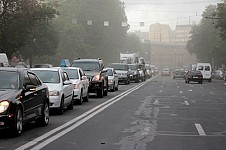 Air Pollution in Yerevan Decreased