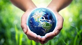 On 22 April Earth Day Celebrated 50th Times