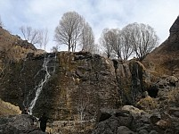 Shaqi Waterfall Again Got Dry?