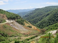 Chemical Pollution in Akhtala Because of Mining Wastes