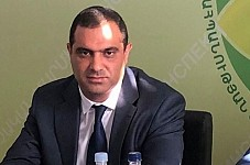 Vigen Avetisyan Dismissed from Office of Head of RA Environmental and Mining Inspection Body