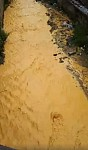 Voghji River Again Polluted with Acidic Water Leaking from Kavart Mine