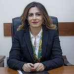 Anahit Avanesyan - New Health Minister