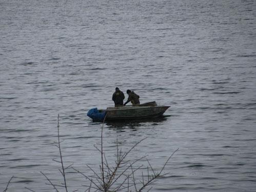 На озере Севан в Армении пропали рыбаки
