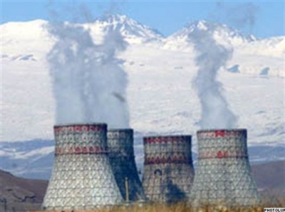 Burying Radioactive Wastes in Territory of Armenian Nuclear Power Plant Jeopardizes Ararat Valley