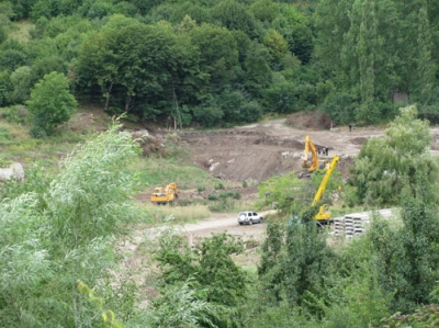 Dilijan Actively Constructed with Buildings without Environmental Expert Assessment
