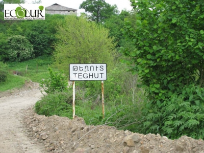 Vallex Proposed NGOs to Hold Monitoring in Teghout, But Proposal Was Left Without Any Answer