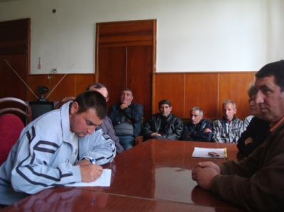 State Program in Eyes of Sevan Residents